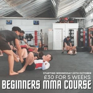 MMA beginners